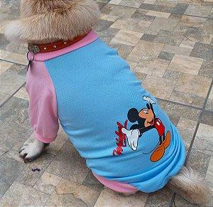 Roupa de Cachorro Frio - Estampa Mickey