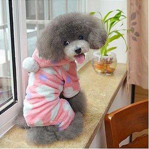 Roupas de Cachorro Inverno - Macacão