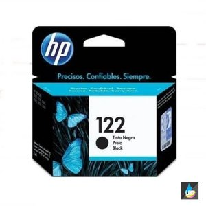 CARTUCHO HP 122 ORIGINAL PRETO  CH561HB HP CX 1 UN