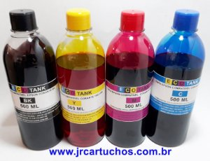 Kit de tinta Epson  T664 ,T504,T704  2.000 ML . Tanque de tinta,L375 L-375, L1455 L-1455, L-200, L-210, L-110, L120 L-120, L-355, L-555, L1300, L-455, L-365, L-220, L565,575, L656 L-656, L-475 L475, L395 L-395