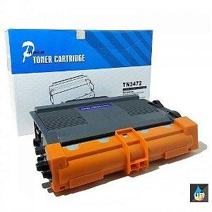 Toner Compatível Brother TN3472 TN3472BR | DCP-L5652DN DCP-L5502DN MFC-L6702DW | Premium 12k