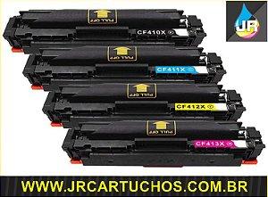Toner Compatível HP CF410A,cf411,cf412, cf413,un , M452DW, M452DN ,M477FDW, M477FNW ,M477FDN