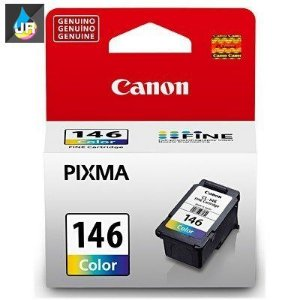 CARTUCHO DE TINTA CANON PG-146 COLOR ORIGINAL 9ML