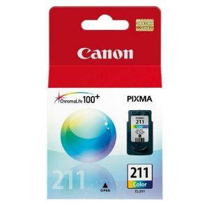 CARTUCHO  CANON CL-211 CL211 COLOR  ORIGINAL 9ML