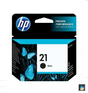 CARTUCHO ORIGINAL HP 21 BLACK