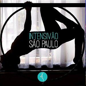 INTENSIVÃO BALLETPILATES: São Paulo 18, 19, 20, 21 de Janeiro 4 módulos: Stick, Fitball , Bamballet e Aéreo