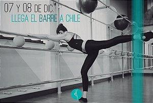 12-CERTIFICACIÓN BARRE EN SANTIAGO - CL 07 y 08 de DICIEMBRE/2018