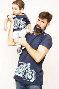 Camiseta Regular Moto BR