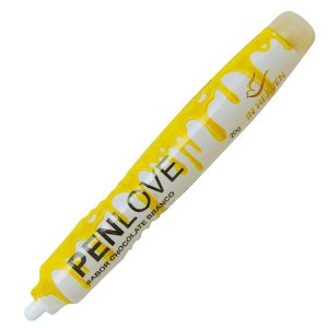 Pen Love - Chocolate Branco