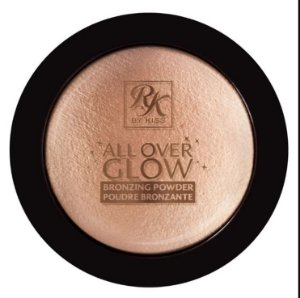 Pó Bronzeador By Kiss NY All Over Glow Powder – Cor Deep Glow