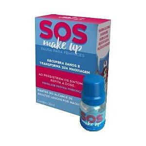 SOS  Make Up Recuperador De Maquiagem - Pausa Para Feminices