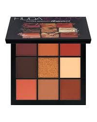 Huda Beauty Obsessions Eyeshadow Palette Warm