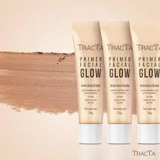 Primer Facial Glow 30g Tracta