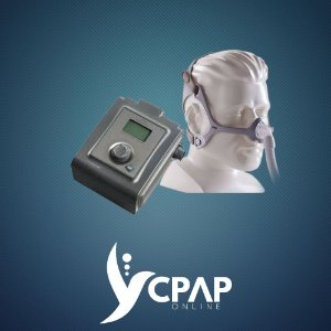 Kit CPAP Philips Auto System One Série 60 + Máscara Nasal Wisp