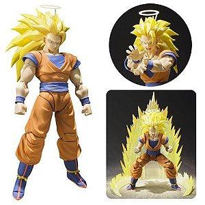 Dragon Ball S.H.Figuarts - Super Saiyan 3 Goku Action Figure