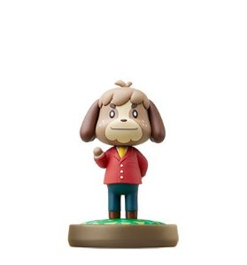 Animal Crossing Series Amiibo - Digby