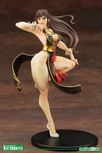 Kotobukiya Bishoujo Street Fighter Chun-Li Battle Costume