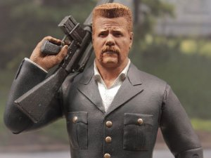 McFarlane Toys Color Tops TWD Abraham Ford