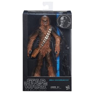 Boneco articulado Star Wars The Black Series Chewbacca