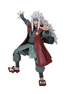 [reserva 10% do valor] Naruto Shippuden S.H.Figuarts - Jiraiya Action Figure
