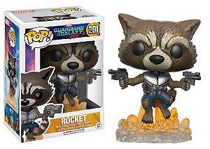 GOTG 2 - Rocket Raccoon Funko Pop! Vinyl Figure