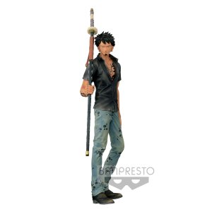 Boneco colecionável Banpresto One Piece Super Master Stars Piece The Trafalgar Law