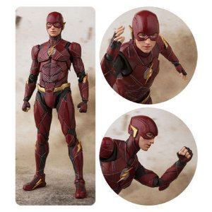 Bandai SH Figuarts JLA Movie The Flash
