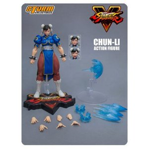 Action Figure Storm Collectibles Street Fighter Chun-Li