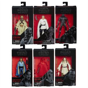 [pronta entrega] Star Wars The Black Series - Rogue One Wave 11 Action Figure