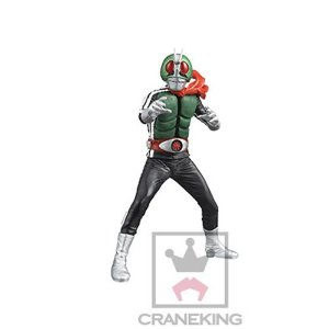 Kamen Rider Dual Solid Heroes DXF - Masked Rider 1 Statue