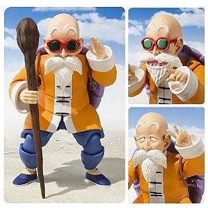 Dragon Ball Z S.H.Figuarts - Kame Sennin Action Figure (pré-venda)