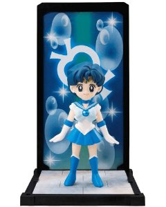 Action Figure Bandai Sailor Moon Tamashii Buddies Sailor Mercury