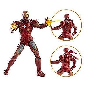 Marvel Legends MCU 10th Anniversary - Iron Man Action Figure (pré-venda)