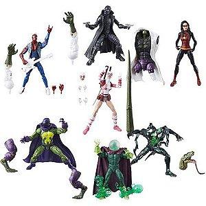 Marvel Legends Amazing Spider-Man Wave 9 Action Figures (pré-venda)