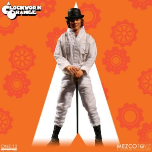 Mezco One:12 Clockwork Orange Alex Delarge