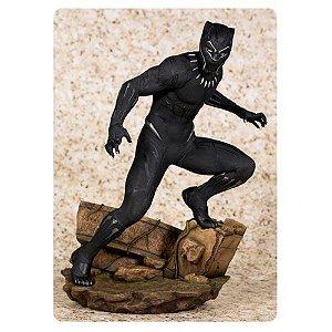 Marvel Comics ArtFX 1/6 Statue - Black Panther Movie (pré-venda)