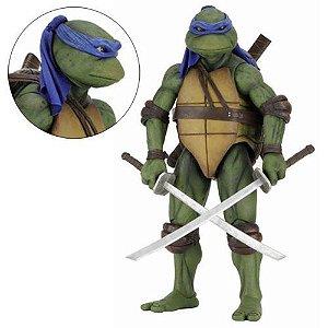 Teenage Mutant Ninja Turtles Leonardo 1/4 Scale Action Figure (pré-venda)