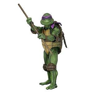 Teenage Mutant Ninja Turtles Donatello 1/4 Scale Action Figure (pré-venda)