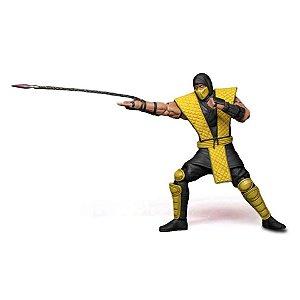 Storm Collectibles Mortal Kombat - Scorpion Action Figure