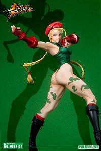 Bishoujo Statue Street Fighter - Cammy REPRODUCTION (pré-venda)