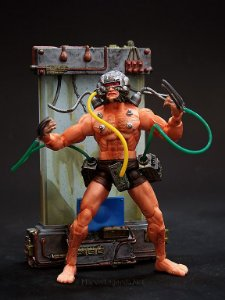 Marvel Legends Series VII - Weapon X - Wolverine Action Figure
