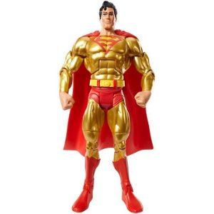 DC Superheroes - Superman Gold LOOSE