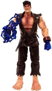 Street Fighter Sota Toys - Evil Ryu - SDCC 2004 Exclusive LOOSE