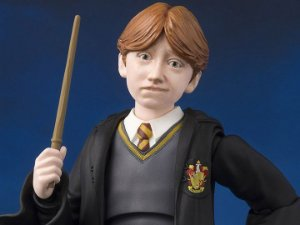 (pré-venda) Harry Potter and the Sorcerer's Stone SH Figuarts - Ron Weasley