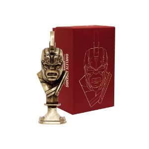 Mini Busto Omelete Box Marvel Hulk