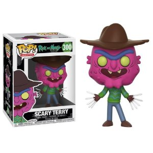 Funko Pop! Vinyl Rick and Morty #300 Scary Terry
