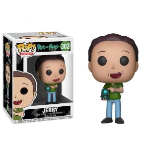 Funko POP Rick and Morty #302 Jerry