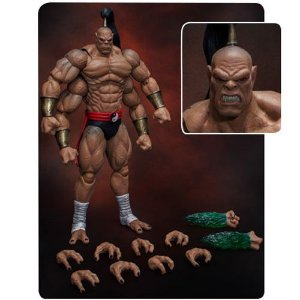 Action Figure Storm Collectibles Mortal Kombat Goro