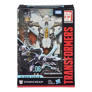 Transformers Generations Studio Serie Voyager Starscream