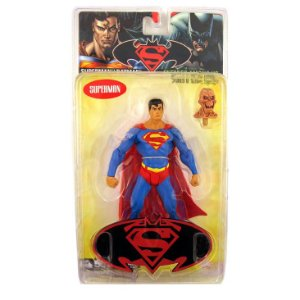 Action Figure DC Comics Series 6 Enemies Among Us Superman